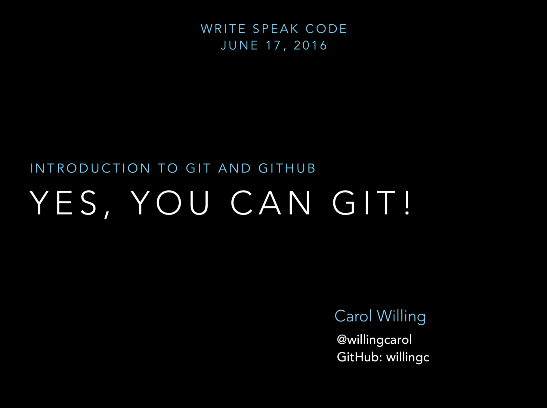 Willing Consulting | Learning git: Locations, Remotes, and